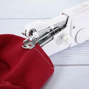 Portable Mini Handheld Sewing Machine Home Electric Pocket Sewing Machine