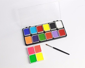 Professional Face Paint Water Based 6 Colors Painting Art Party Fancy Make Up