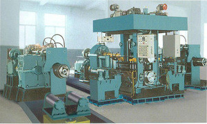 Rolling Mill for Stainless Steel