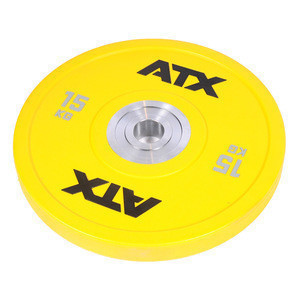 Wholesale competition bumper plate for weight lifting