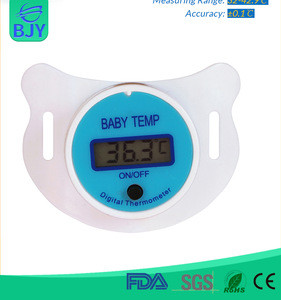 Wholesale Convenient Accurate Baby Nipple electronic Digital thermometer