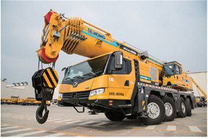 XCA100 All Terrain 100 Ton Mobile Truck Crane sale