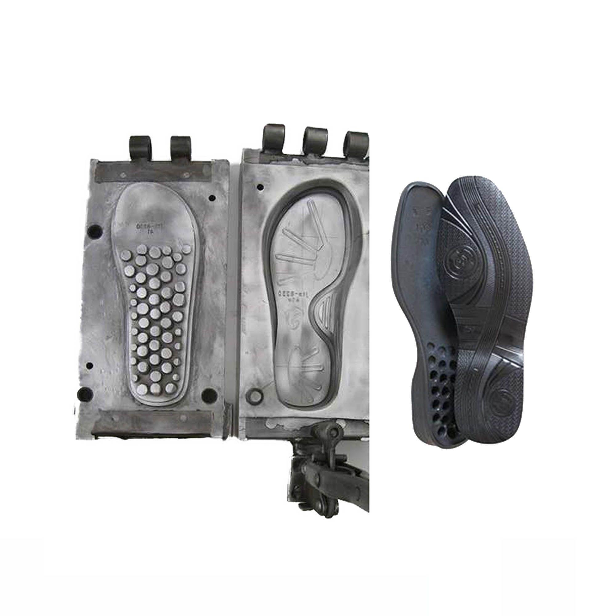 PU Polyurethane Foam Injection Plastic Shoe Insole Making Mold