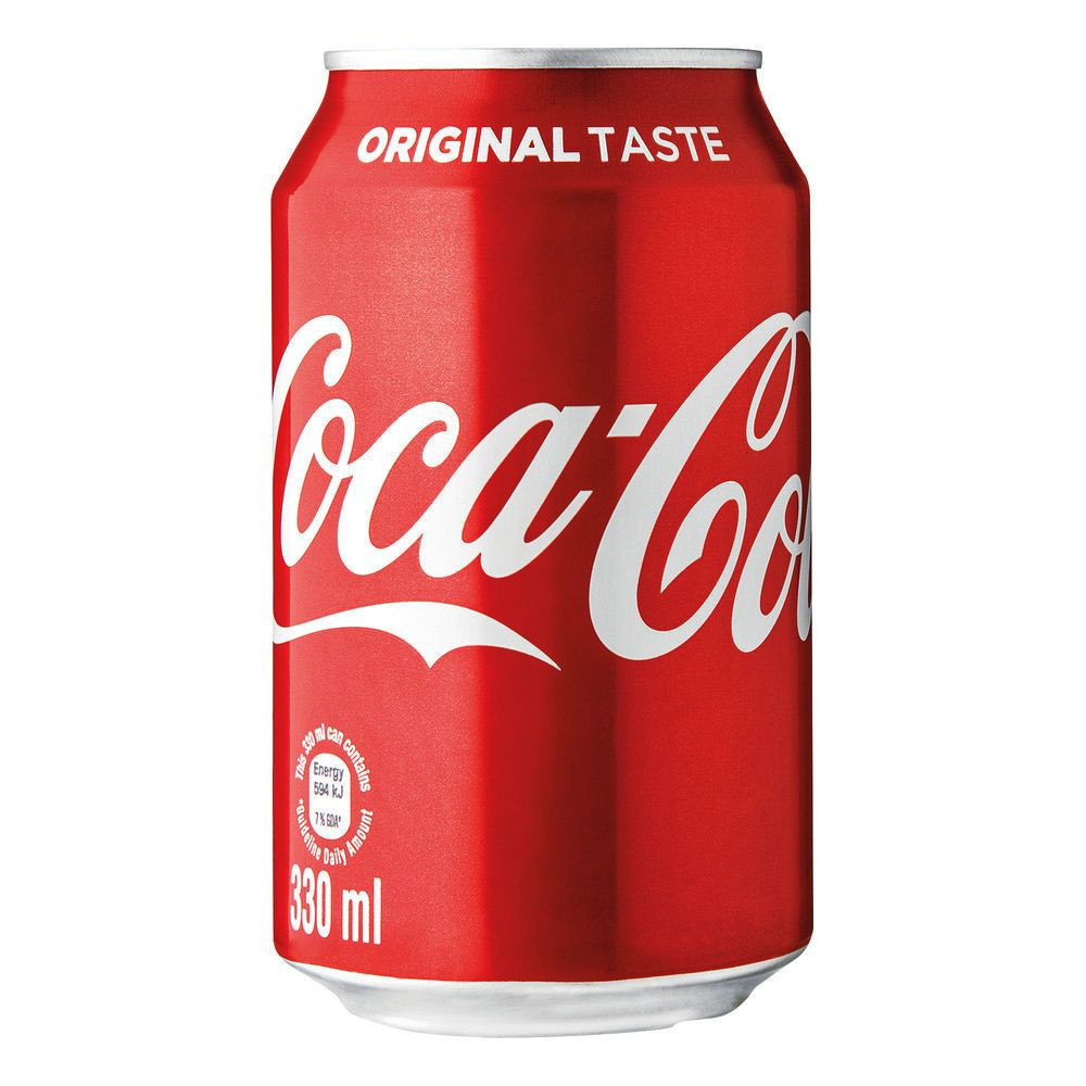 Coca Cola 330Ml ( All Text Available)