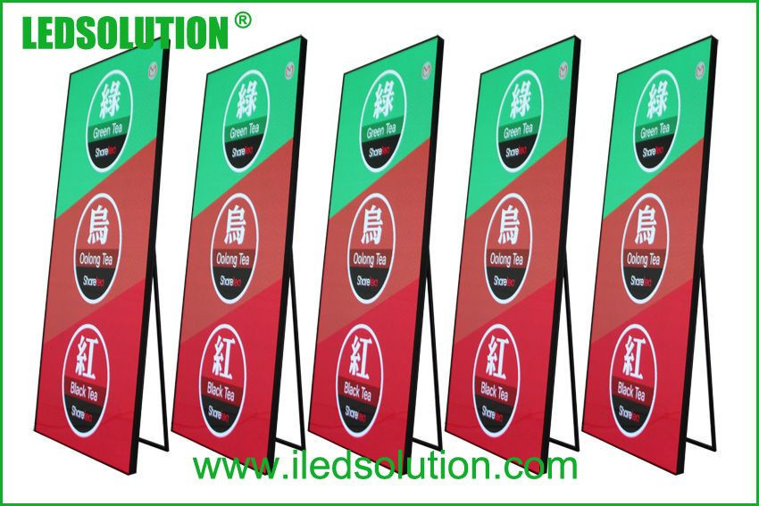 China P2 New Popular Led Poster Display