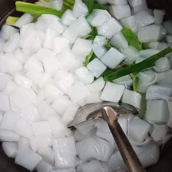 Coconut Jelly | Nata de coco