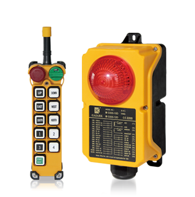 High Grade G300-10S/10D Industrial Crane Hoist Wireless Remote Control