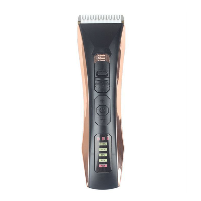 Luxury High Quality Rechargeable Hair Clippers Professional For Men Hair Cutter Set 912