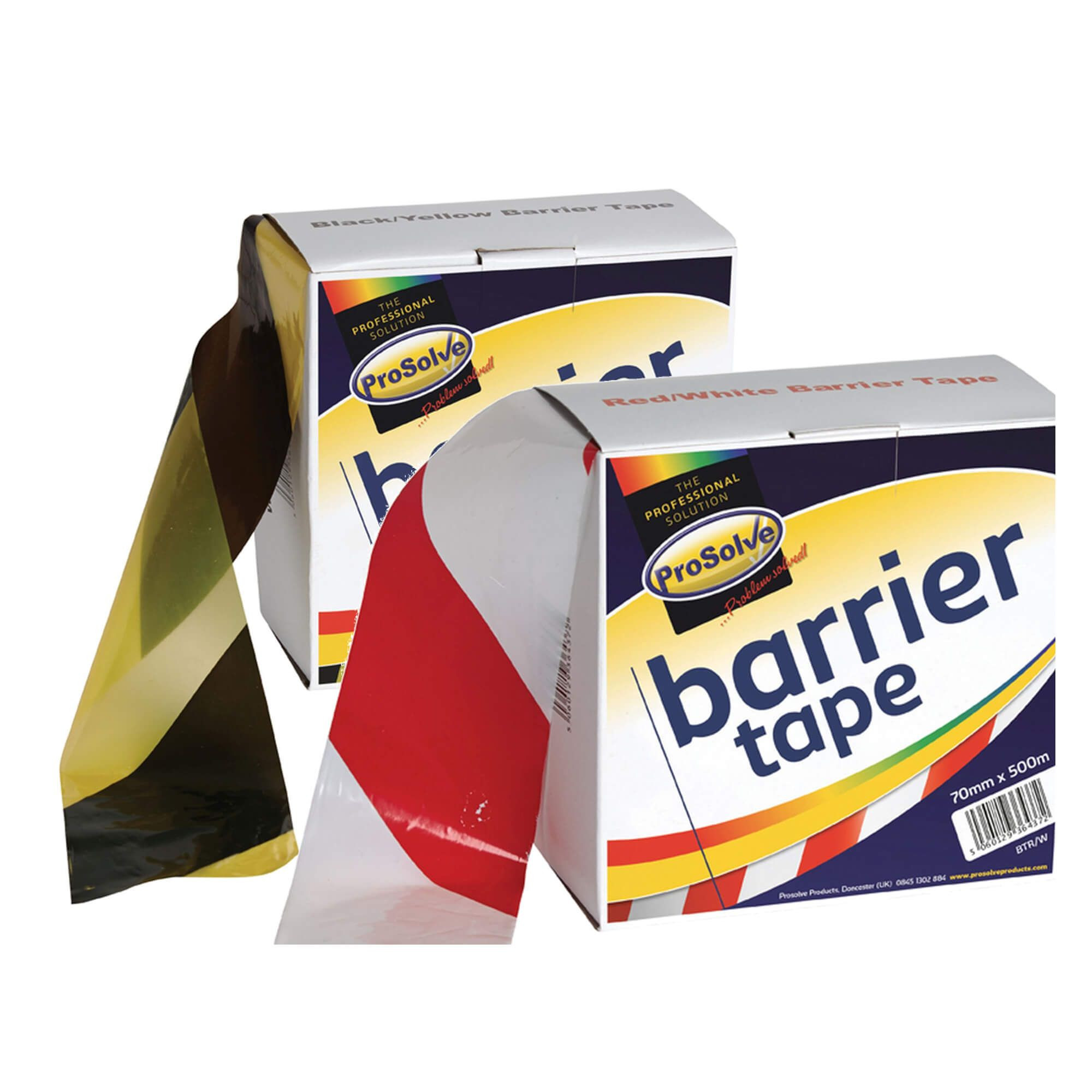 PROSOLVE? BARRIER TAPE