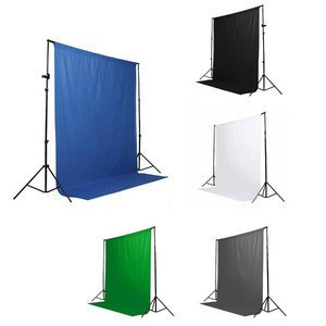 10 x 12FT / 3 x 3.6m PRO Photo Studio 100% Pure Muslin Collapsible Backdrop Background for Photography,Video and Television