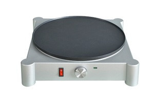 12 Inch Electric Griddle and Crepe Maker - Pancake Maker Non-stick Coating Developed