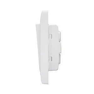 3 Gang 1 Way Electrical Wall Switch for Home
