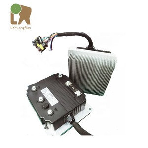 60V/72v 5000W Electric vehicle  Brushless AC Motor Controller,Suitable for golf cart cleaning car,There are modification kits