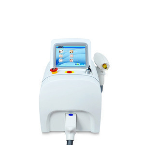 8.0 Inch Touch Screen Q Switch ND YAG Laser Machine with 3 Tips