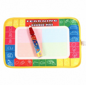 Baby Kids Water Drawing Painting Writing Board / kids magic drawing board / water writing mat