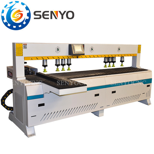 Cheap price Jinan automatic cnc wood side hole drilling mdf machine in wood router