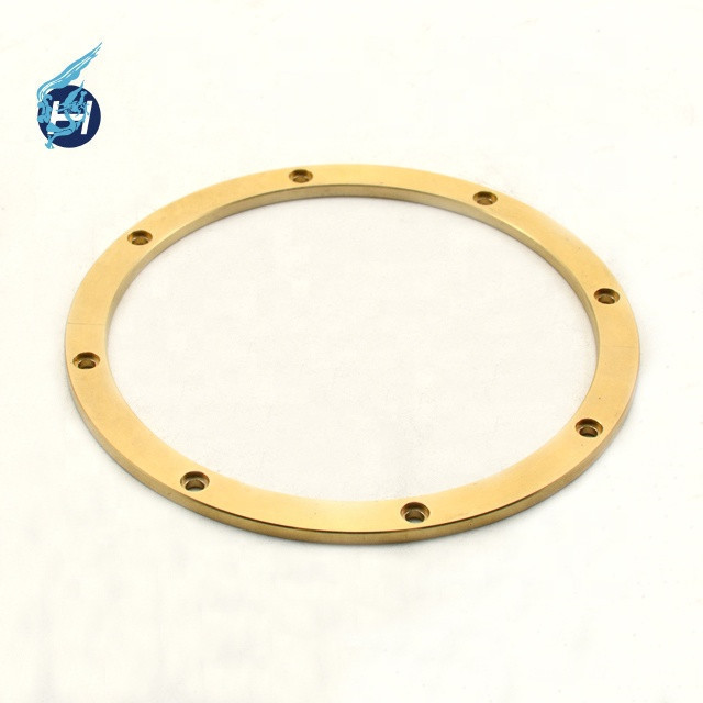 China fabrication brass parts suppliers support customized machining brass alloy parts electrical precision accessories