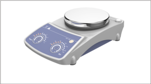 China famous heating type 20L hot plate magnetic stirrer
