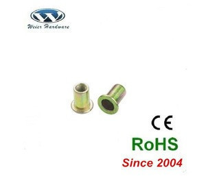 Customized Stainless steel hexagon rivet nut