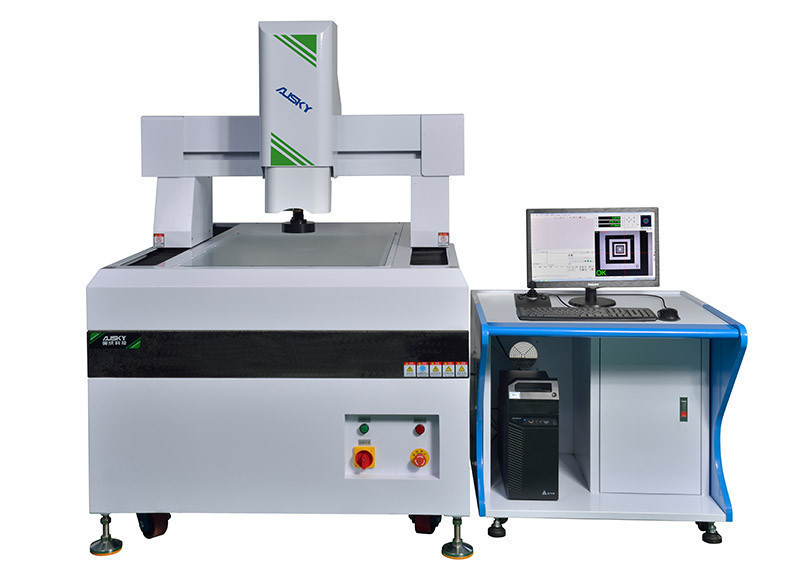 Easy Operate High Precision Gantry Large Stroke Optical CNC Visual Inspection Equipment With Renishaw Probe
