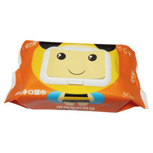 Fragrance-Free Wet Tissue China Supplier Non-Woven Spunlace