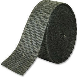Graphite coated ceramic tape graphite ceramic tape black China supplier