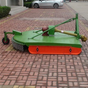 Grass cutting machine lawn mower with induction motor