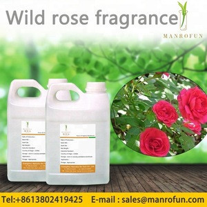 High concentration Wild rose Fragrance used for Shampoo, Soap. Perfume, Shower Gel
