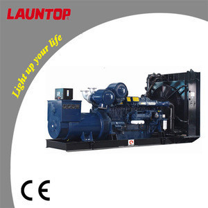 High Performance profession Oil and Gas Platform Electric Power Silent 400 kva 50/60HZ Diesel Generator