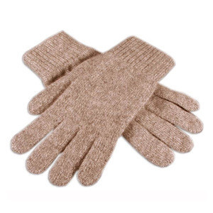 High quality customized thickness warm cashmere glove