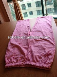 Ladies pink flannel pants