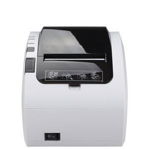 Low Energy Consumption POS Printer Thermal Label Sticker Printer 80 mm