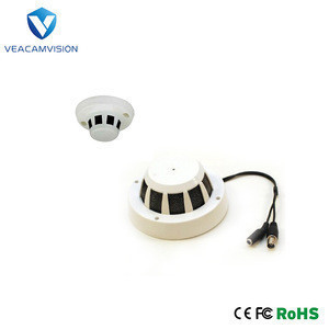 Mini size 2.0 mp hd 4in1 spy  camera smoke detector