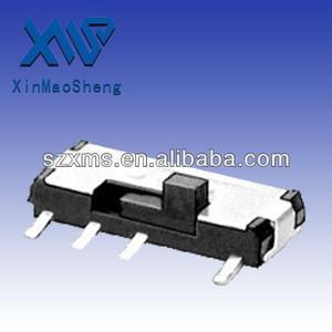 MSS-23C02 waterproof slide switch