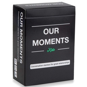 Our Moments Couples Playing Card Game On Sale