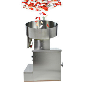 Pills counting machine for pharmaceutical industry