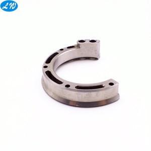 Professional micro metal CNC milling aluminum machining small auto part