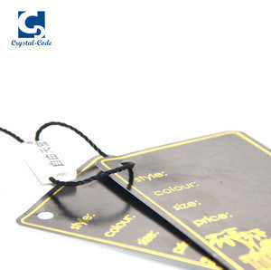 Promotional custom clothing label clothing tags label