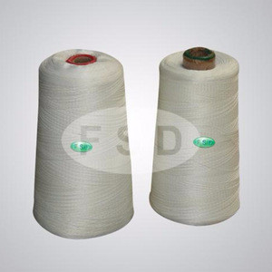 PTFE coated glass fiber sewing thread