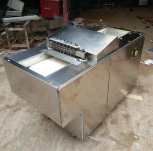 stainless steel fresh/frozen chicken meat bone cutting machine/meat bone cutter