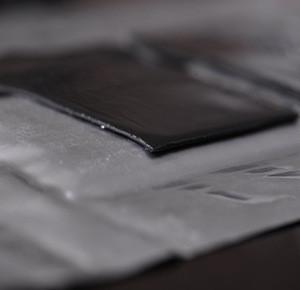 Steel Structure Special Waterproof Insulation Tape(aluminum foil)
