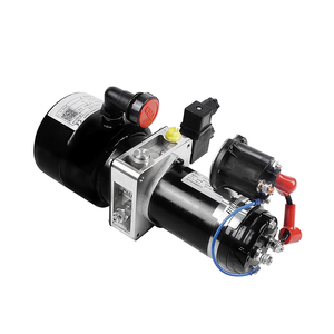 Superior quality china direct supply 5l double acting electric dock level hydraulic power pack units , power unit hydraulic