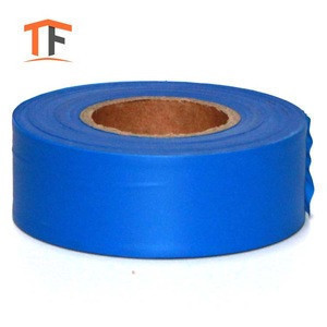 Survey Colorful Non-Adhesive Flagging Tape, Warning Tape