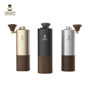 TIMEMORE portable manual burr set coffee grinder