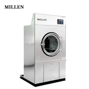 Tumble dryer / high heating efficiency / Electric Gas Steam Dryer Machine
