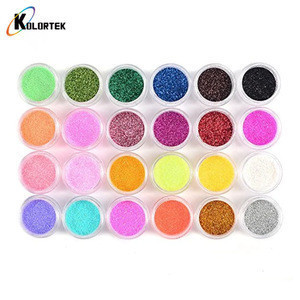 Ultra Fine Glitter Powder Dust Face Body Glitter for Cosmetic Usage