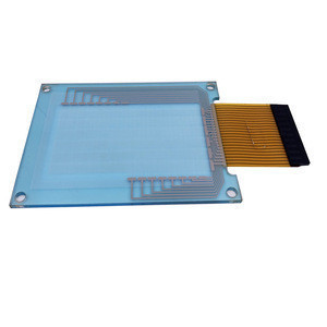 UTC 15*11cm resistive PC +film+film+FPC+ touch area touch panel Home monitor