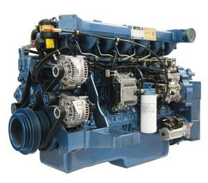 Weichai WP12 Series Low Speed Power Diesel Engine for Bus