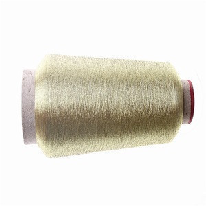 Wholesale high tenacity metallic yarn,embroidery yarn for sewing