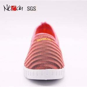 Wholesale sock brown grey cheap sneaker factory stock sport shoes